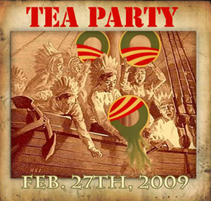 Tea Party Pictures