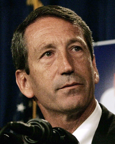 Mark Sanford is not responsible enough to be president of the united states